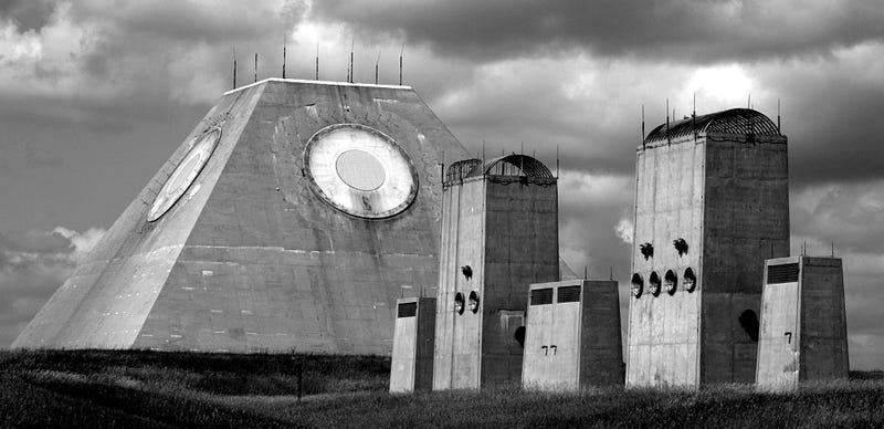 The Abandoned Pyramid of North Dakota