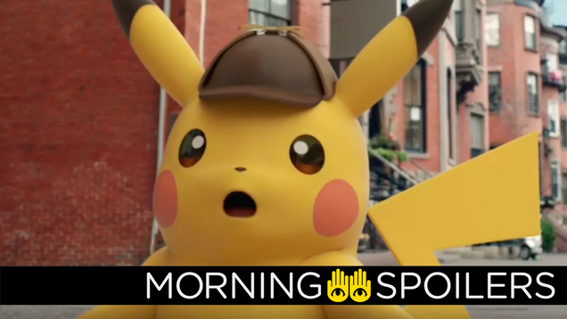 Updates on Detective Pikachu, Silver & Black, and More