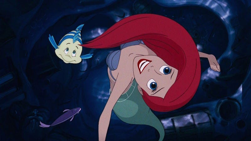 Illustration for article titled Disney and Universal Might Have Warring Live-Action Versions ofThe Little Mermaid