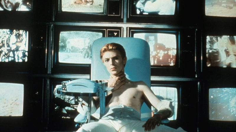 Illustration for article titled David Bowie to adapt The Man Who Fell To Earth as a musical