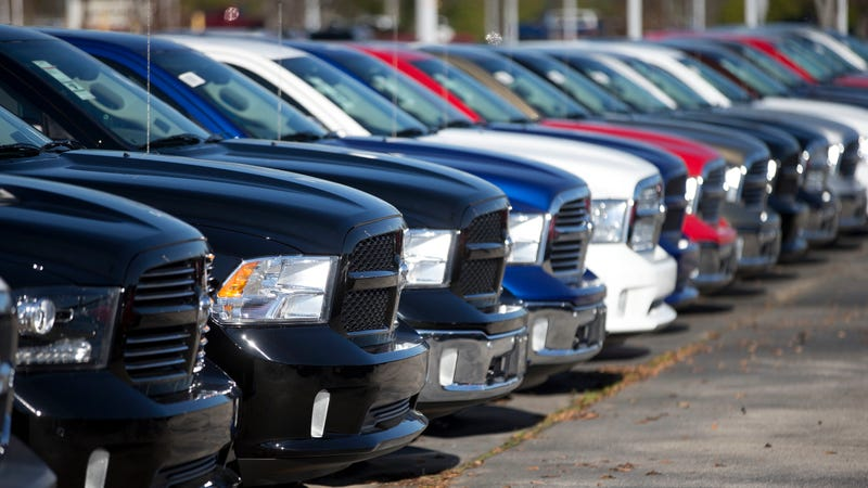 Ram trucks reportedly have the average longest loan terms now.