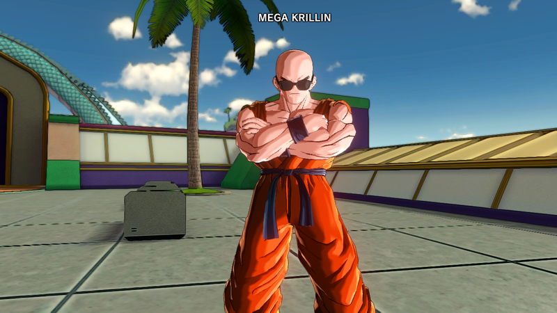 Best Build For Xenoverse  Human