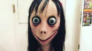 MOMO CHALLENGE! CANNOT UNSEE!