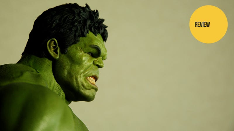 Illustration for article titled This Avengers Hulk Figure Will Smash You
