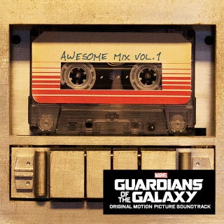 Illustration for article titled You Will Never Stop Listening to The Guardians of the Galaxy Soundtrack