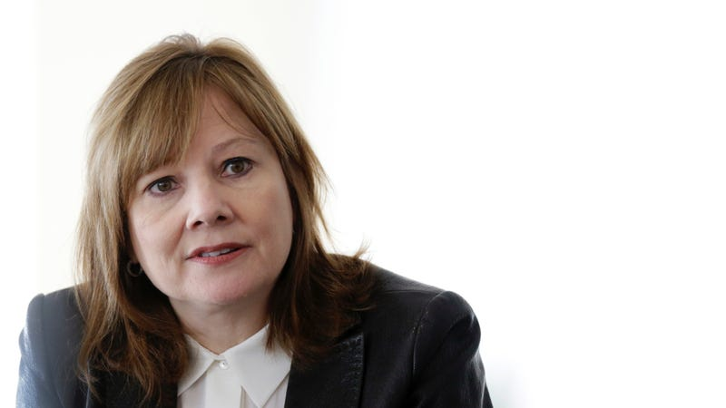 Illustration for article titled Actually, Mary Barra Will Make A Lot More Than Her Predecessor