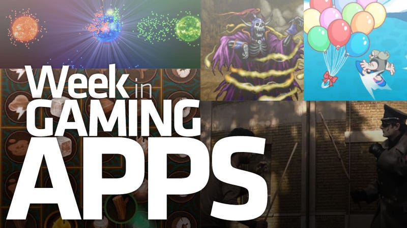 Illustration for article titled This Might Be the Most Well-Rounded Week in Gaming Apps Ever