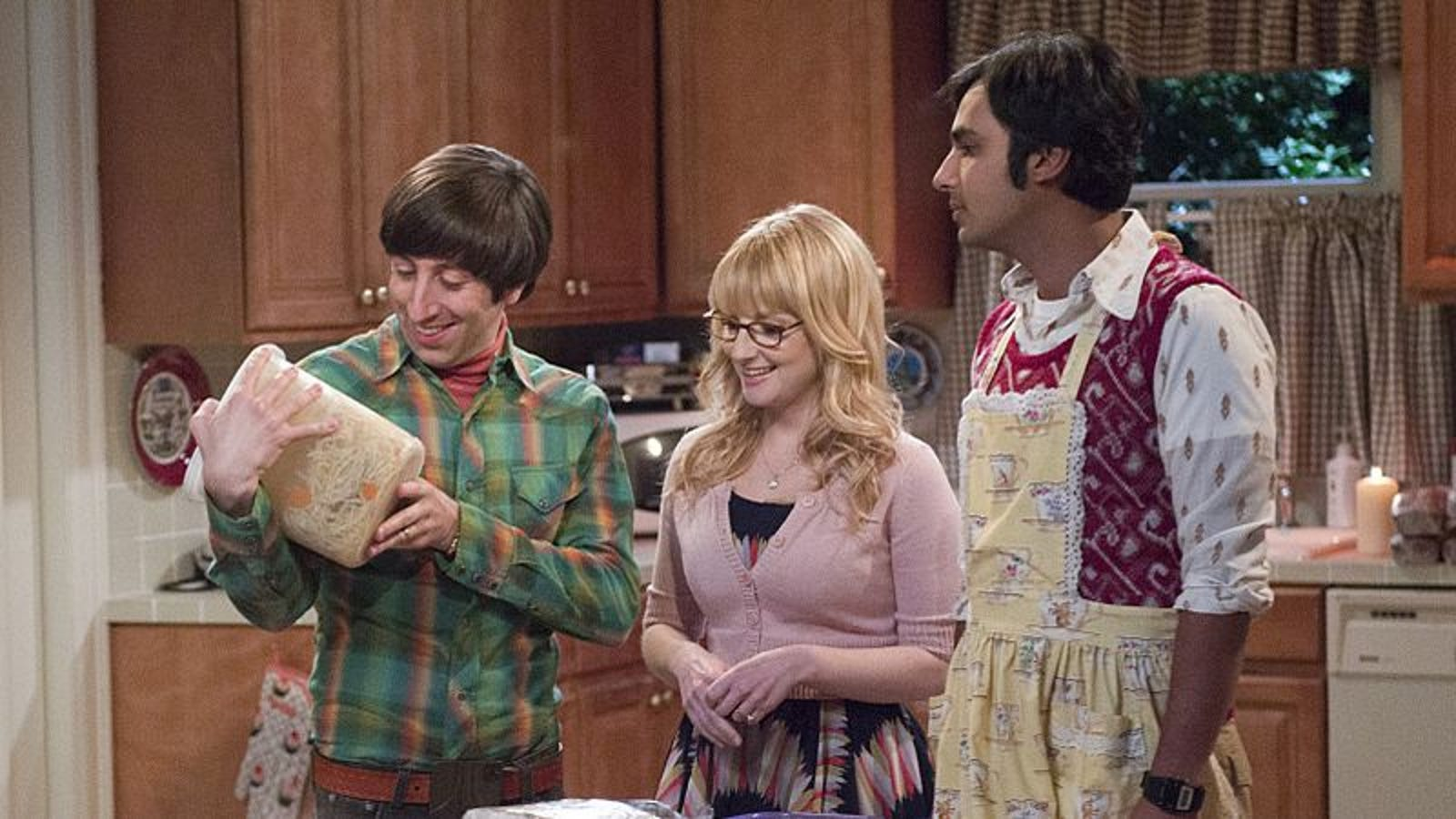 The Big Bang Theory The Leftover Thermalization