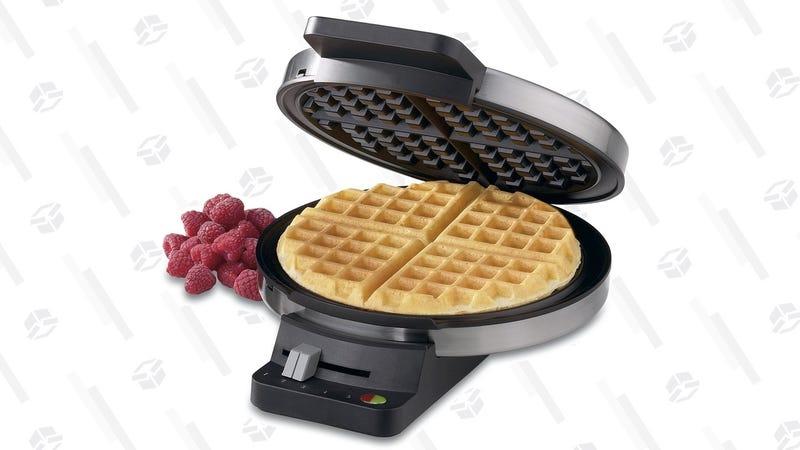 Cuisinart Classic Round Waffle Iron | $21 | Amazon