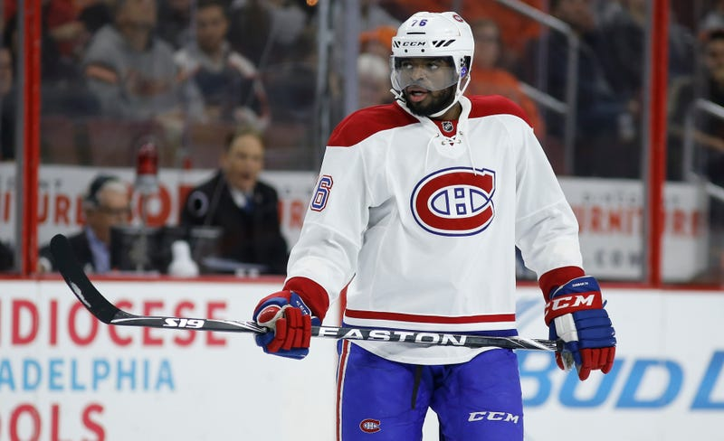 Illustration for article titled P.K. Subban Benched, Blamed For Canadiens Loss