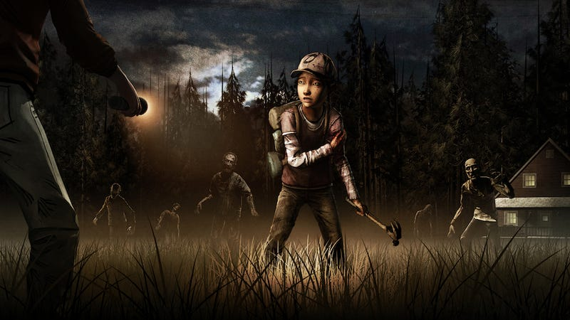 Illustration for article titled The Walking Dead: Season Two Is Exactly The Storyline We Wanted