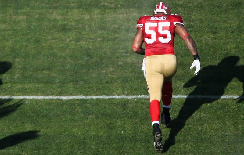 Illustration for article titled 49ers LB Ahmad Brooks Charged With Sexual Battery, Ray McDonald Indicted For Rape