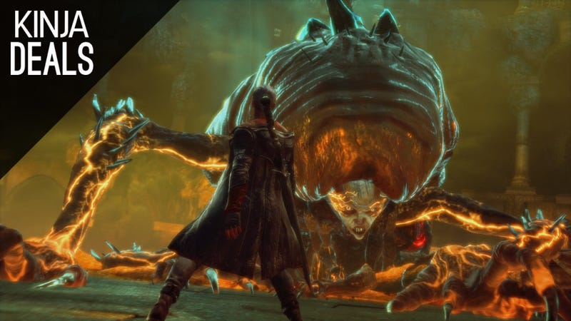 Illustration for article titled DMC: Devil May Cry Definitive Edition is Down to $20