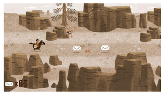 Illustration for article titled Google vs The Pony Express