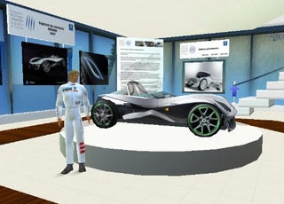 Illustration for article titled Peugeot Wants Your Second Life