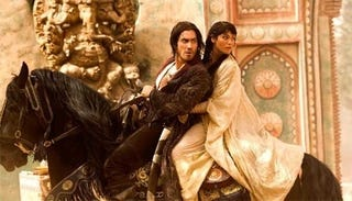 Illustration for article titled Test Audiences Love Prince of Persia Movie