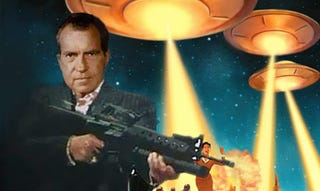 Illustration for article titled #5: Richard Nixon