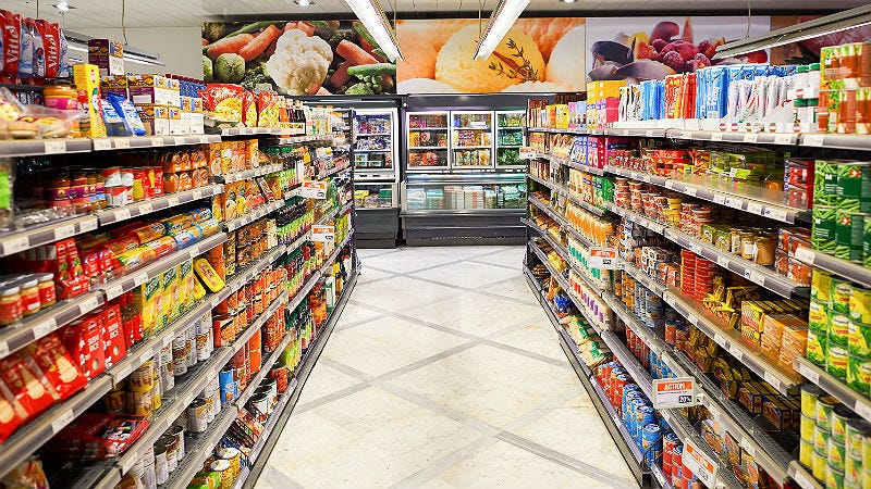 Illustration for article titled New French Law Requires Supermarkets to Donate Unsold Food to Charities