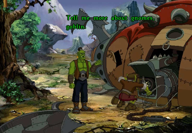Illustration for article titled Playable Version Of Cancelled Warcraft Adventure Game Leaks After 18 Years