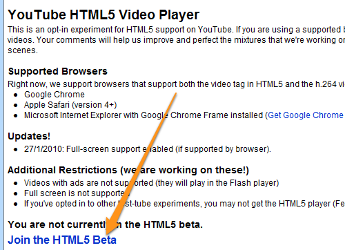 Can I Play HTML5 YouTube Videos in Firefox Right Now?