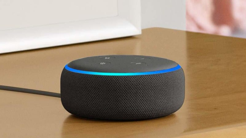 Amazon Echo Dot (3rd Gen) | $20 | Daily Steals via Facebook