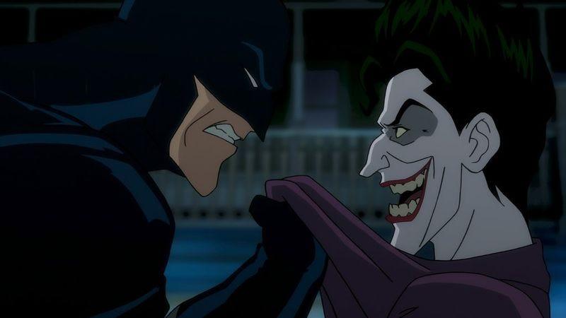 Mark Hamill and Kevin Conroy reunite for Batman: The Killing Joke animated film
