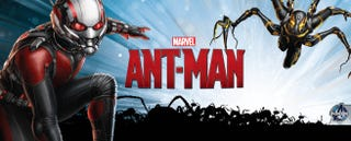 Illustration for article titled Gorgeous Look At Yellowjacket's Suit In Marvel's Ant-Man