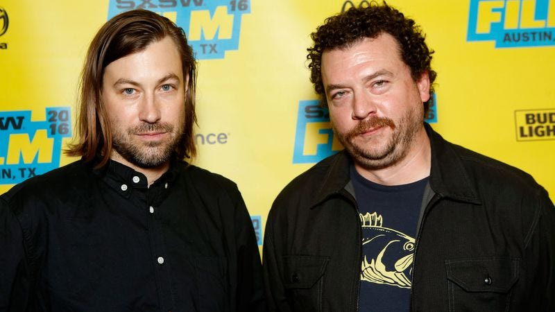 Jody Hill and Danny McBride (Photo: Dustin Finkelstein/Getty Images for SXSW)