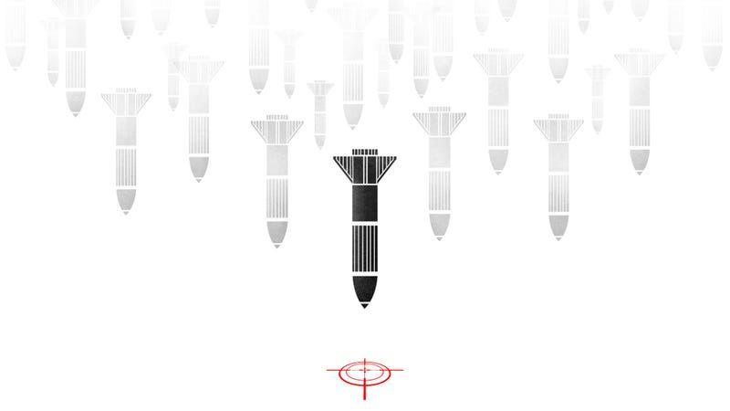 Illustration for article titled Is War Becoming More Humane?