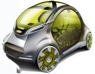 Illustration for article titled Super-Car Of 2017 Smushes Fewer Pedestrians