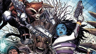 <em>Guardians of Infinity </em>Features All Of The Galaxy's Guardians