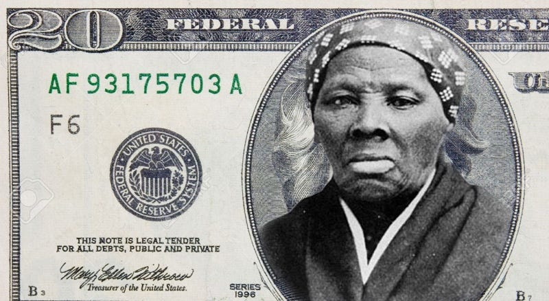 Illustration for article titled Quién es Harriet Tubman, la primera mujer que aparecerá en un billete de dólar