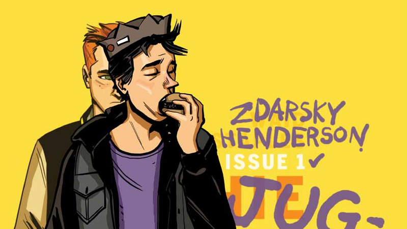 Illustration for article titled This Week's Jughead Comic Will Reaffirm That Jughead Is Asexual