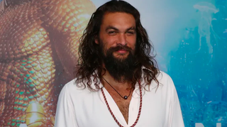 Get Your Girl Scout Cookies With A Side Of Shirtless Jason Momoa