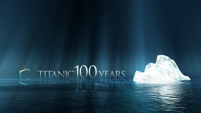 Illustration for article titled 100 Years of the Titanic