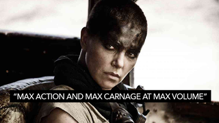 Illustration for article titled 'Varoom, varoom!' We've Created the Ultimate Mad Max: Fury Road Review