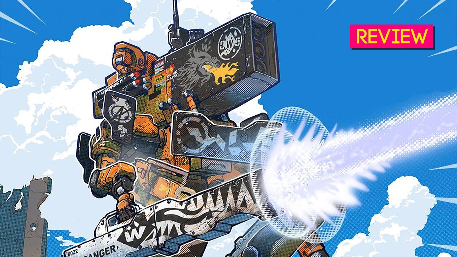 Giant Killer Robots: Heavy Hitters: The Kotaku Review