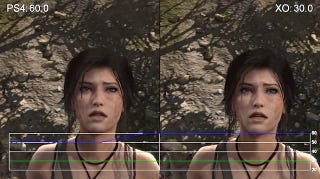 Illustration for article titled Tomb Raider On PS4 vs. Xbox One: An In-Depth Look