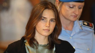 Illustration for article titled Italian Court Reveals No Evidence Ever Linked Amanda Knox To Murder, Satanic Orgies