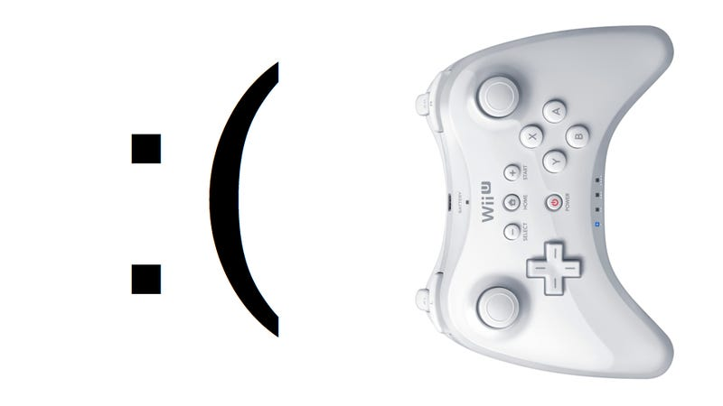 Illustration for article titled I Hate the Wii U Pro Controller