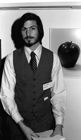 Illustration for article titled Happy Birthday Steve Jobs