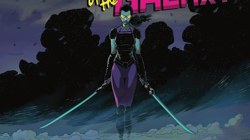 Illustration for article titled All-New GOTG #3 explores Gamora's tragic origins in this exclusive preview
