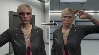 Gta online bug changing characters race and gender in japan today rockstar released the beach bum update in japan for grand theft auto v its made players characters appear different voltagebd Image collections