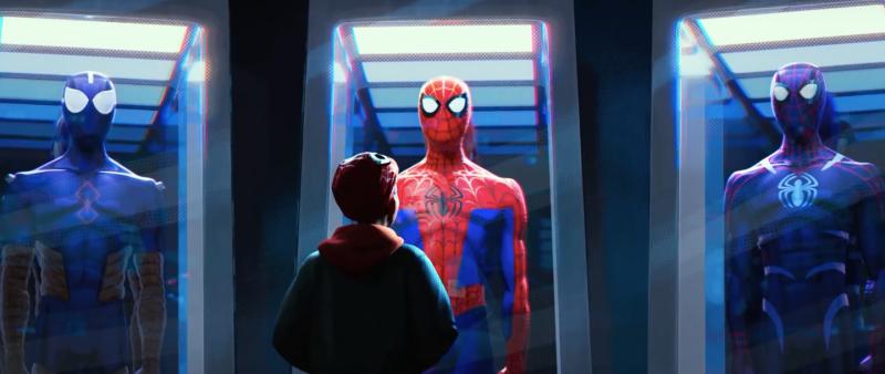 Spider Man Into The Spider Verse Podria Conectar Todas Las