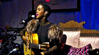 Lauryn Hill at Madiba Harlem at MIST, Saturday, March 21, 2015Kisha Johnson