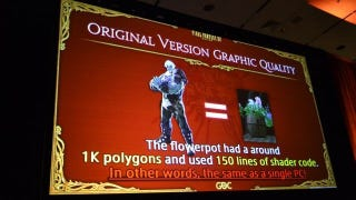 Illustration for article titled Final Fantasy XIV Originally Failed Because of... Flowerpots