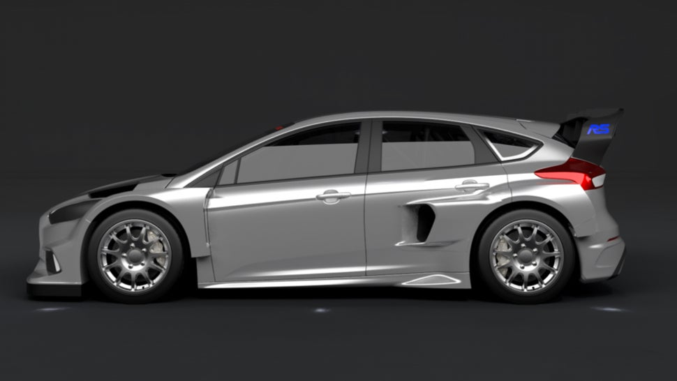 the ford focus rs rx will be ken block s 600 horsepower rallycross beast rh jalopnik com Ford Focus St Ford Fusion