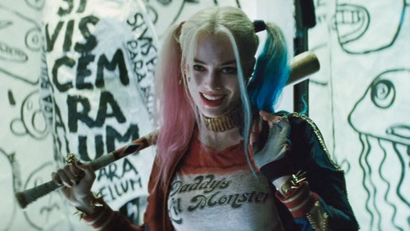 Illustration for article titled Margot Robbie gets into producing, starting with that Harley Quinn spin-off