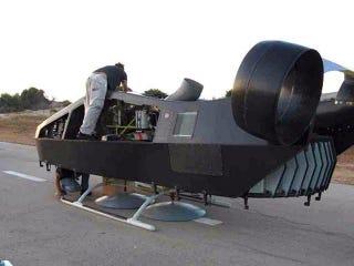 Illustration for article titled Israeli Flying Car Nears First Test Flight