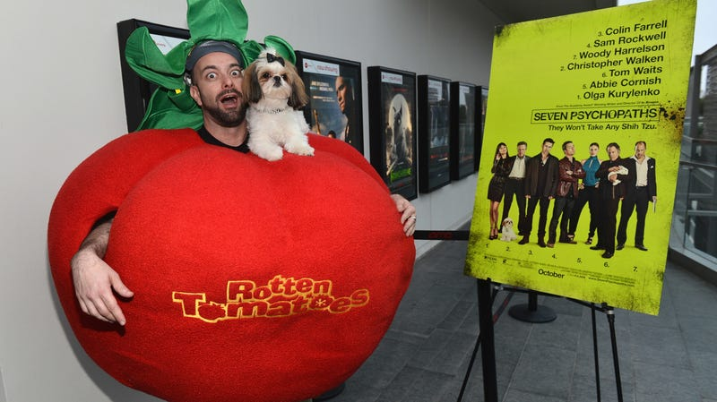 Illustration for article titled Why are Rotten Tomatoes scores getting steadily higher every year?
